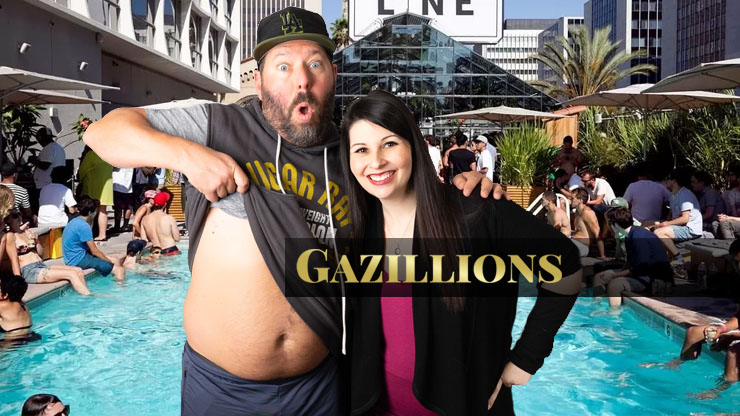 Bert Kreischer Wife Leeann Kreischer 4 Things You Didn T Know Leeann's podcast is called wife of the party due to bert's fashionable lifestyle back in his college days while his. bert kreischer wife leeann kreischer