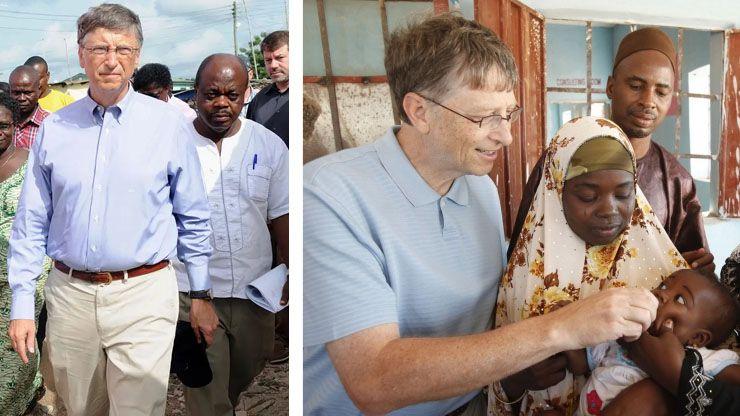 Bill Gates Income