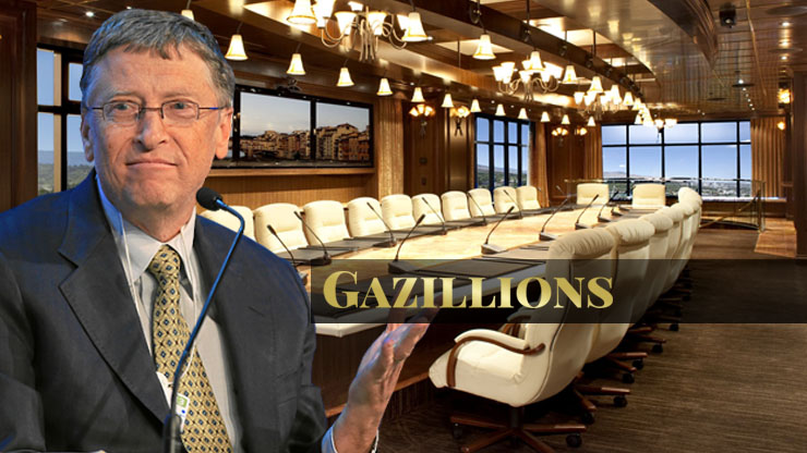 The Truth About Bill Gates' Net Worth And Lavish Lifestyle