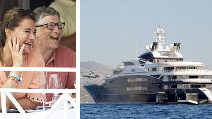 Bill Gates Vacations