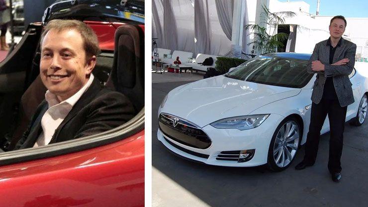 Elon Musk s Cars