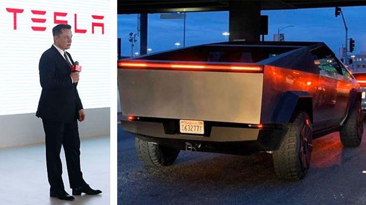Elon Musk s Cyber Truck