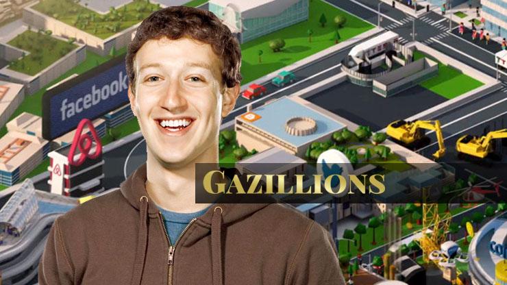 Harvard Dropout Turned Billionaire, Mark Zuckerberg's Net Worth