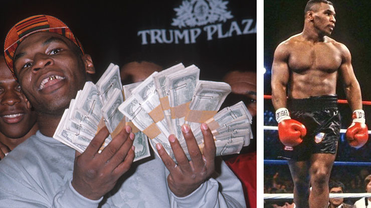 Mike Tyson S Net Worth Didn T Exactly Go As Planned