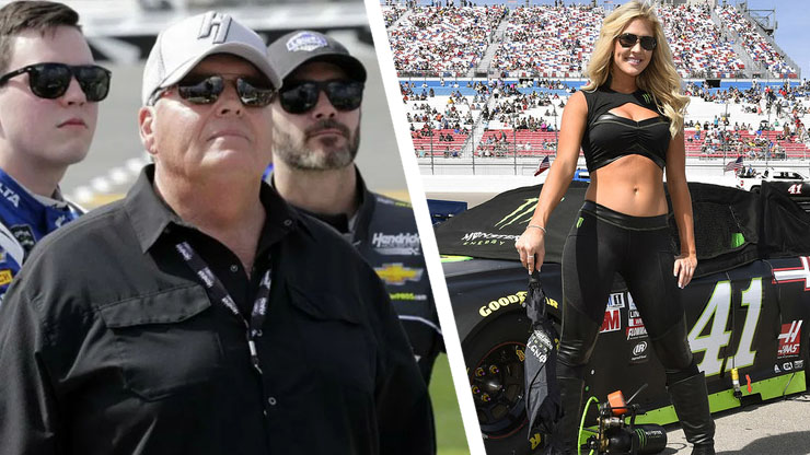 Rick Hendrick Achieves NASCAR Victory