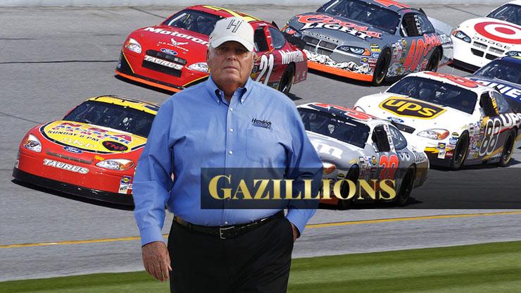 Rick Hendrick Net Worth | How He Built A NASCAR Empire