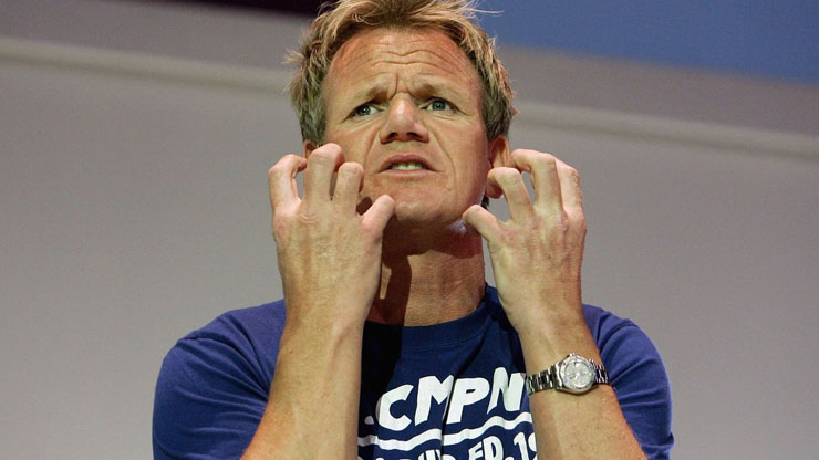Gordon Ramsay Financial Troubles